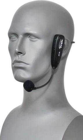 (NEW) Totally Wireless Headset Mic/Transmitter/Receiver by Galaxy Audio