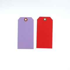 #6 Colored Tags (4 Colors)