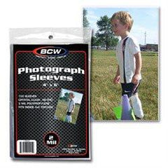 "4"" x 6"" Photo Sleeves (Pack of 100)"