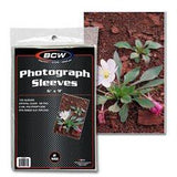 "6"" x 9"" Photo Sleeves (Pack of 100)"