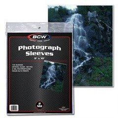 "8"" x 10"" Photo Sleeves (Pack of 100)"