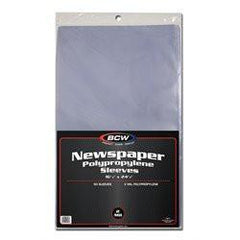 "16"" x 24"" Newspaper Sleeve (Pack of 50)"