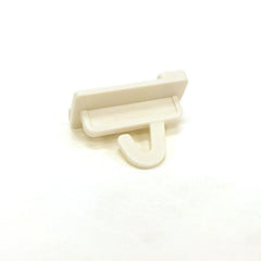 White Sure-Twist Ceiling Hook