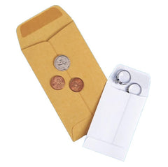 Coin Envelopes (5 Sizes)