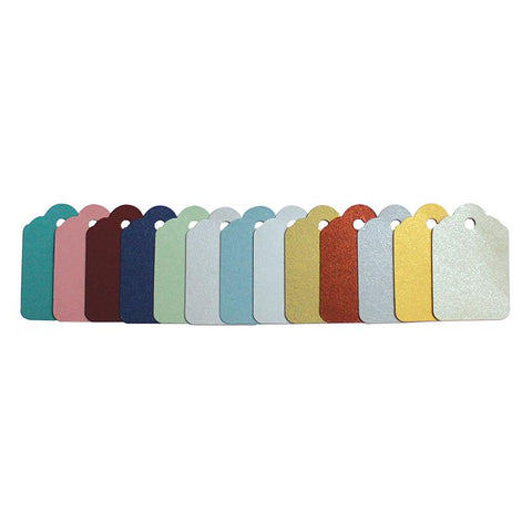 Aspire Petallics #6 Tags (13 Colors)