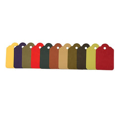 Flavors Gourmet #6 Tags (11 Colors)