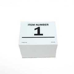 Handy Numbered 1 to 500 Decks (1 or 2 part)