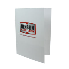 Custom Glossy Folders (50/pack)