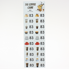 NEW Lucky Number Gift Games<br>(The Coffee Game)