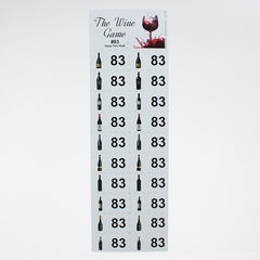 NEW Lucky Number Gift Games<br> (The Wine Game)