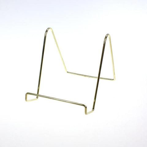Smooth Brass Wire Stand (3 Sizes)