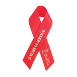 Custom Printed Awareness Bow Ribbons