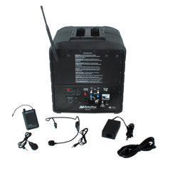 Wireless AirVox PA System by Amplivox (2 Styles)