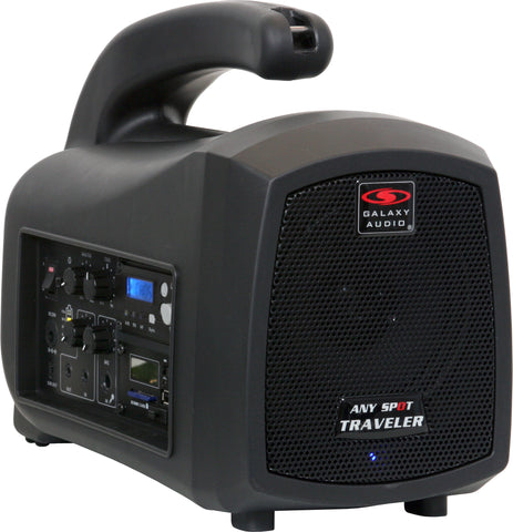 Galaxy Audio TV5X Handheld Wireless PA System (40 Watt)