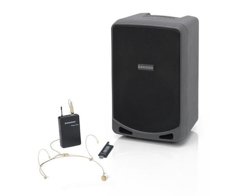 Expedition XP106 Wireless PA System by Samson<br>(Wireless Headset/Transmitter)