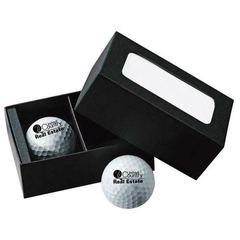 Callaway - 2 Ball Business Card Giveaway Box (75 count)