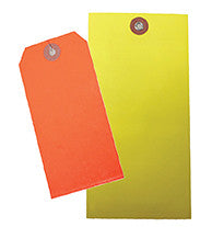 Fluorescent Tyvek Tags, #5 or #8 (1000) 2 colors