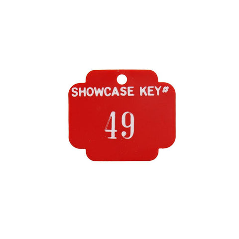 Showcase Key Tag (Set of 100)