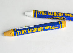 Rubber Marker Crayon