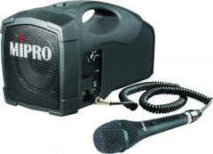 Handheld 45 Watt PA w/ corded mic by Mipro