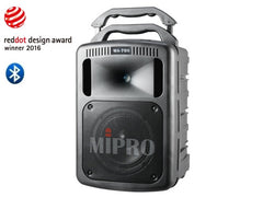 Mipro 190 Watt Portable PA System w/CD Player (Wireless Handheld)