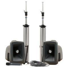 MegaVox 2 w/ Bluetooth, 1 Wireless Mic Deluxe Package