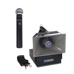 Half Mile Hailer Sound System (Wireless Handheld)