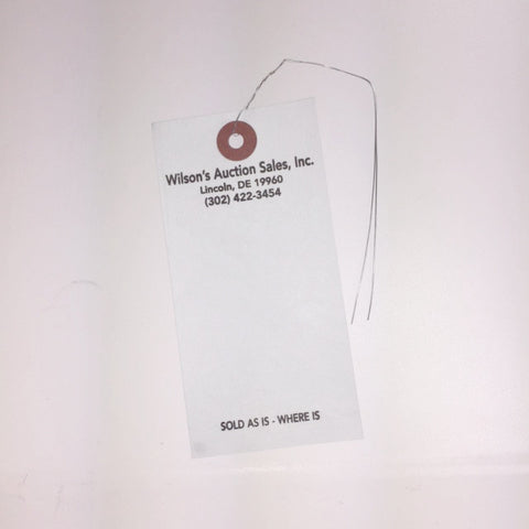 Custom Weatherproof Tyvek Tags - Wired (Min. 5000)
