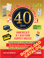 Kiefer Auction Supply Catalog - Download