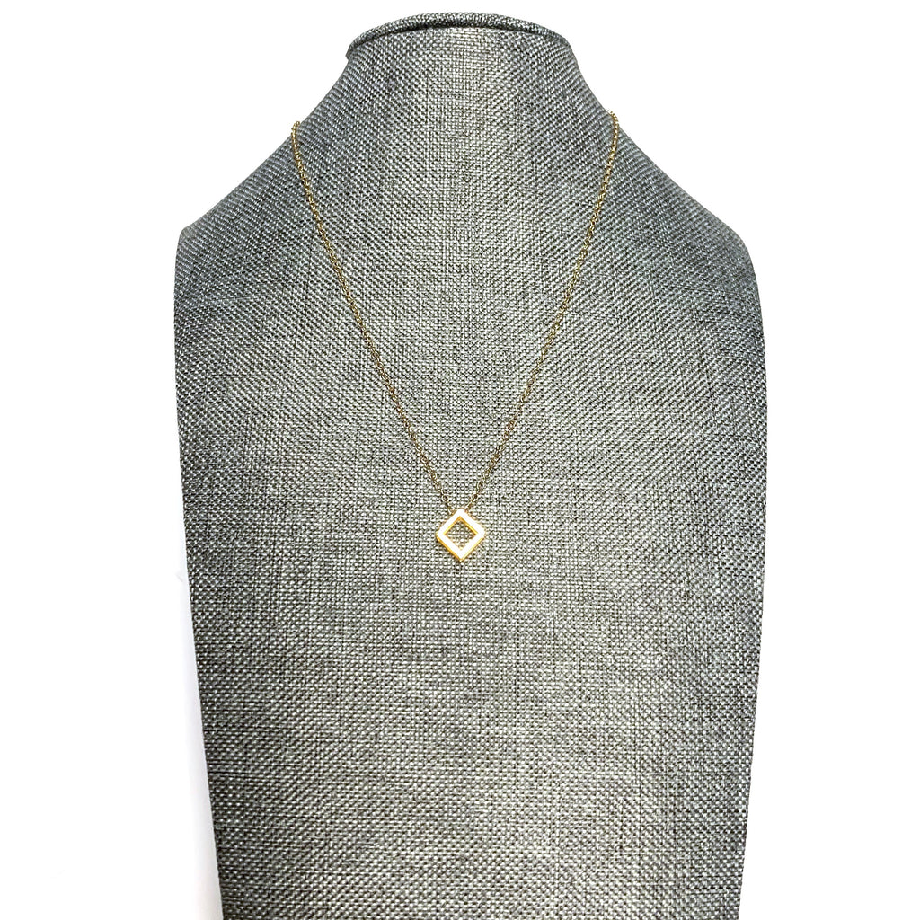 MENT Jewellery Necklace - Gold Arca