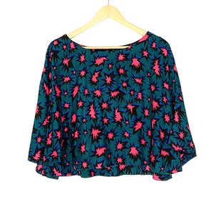 Kate Spade Saturday Cape Top - Large - New!