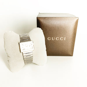 Gucci G-Rectangle Watch