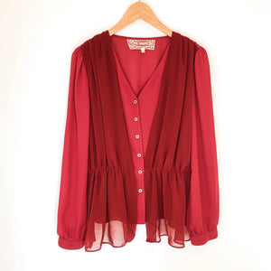 Pink Martini Top - Small