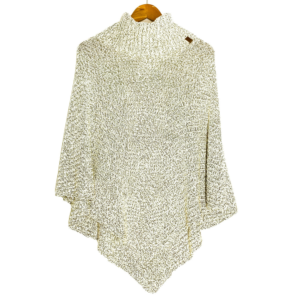 Roots Poncho - O/S