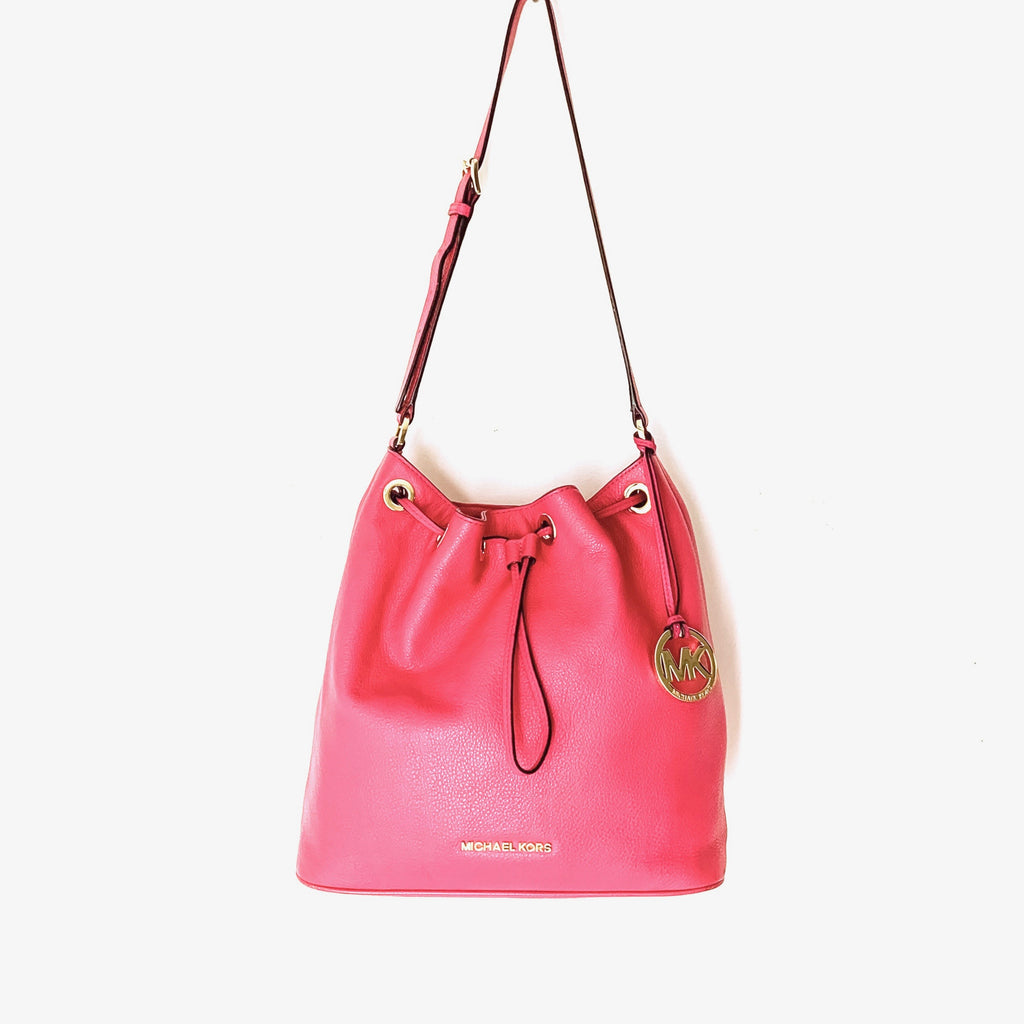 "Michael Kors ""Jules"" Bucket Bag"