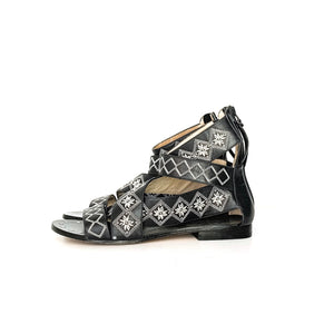 "House of Harlow ""Steffie"" Sandals - 6"