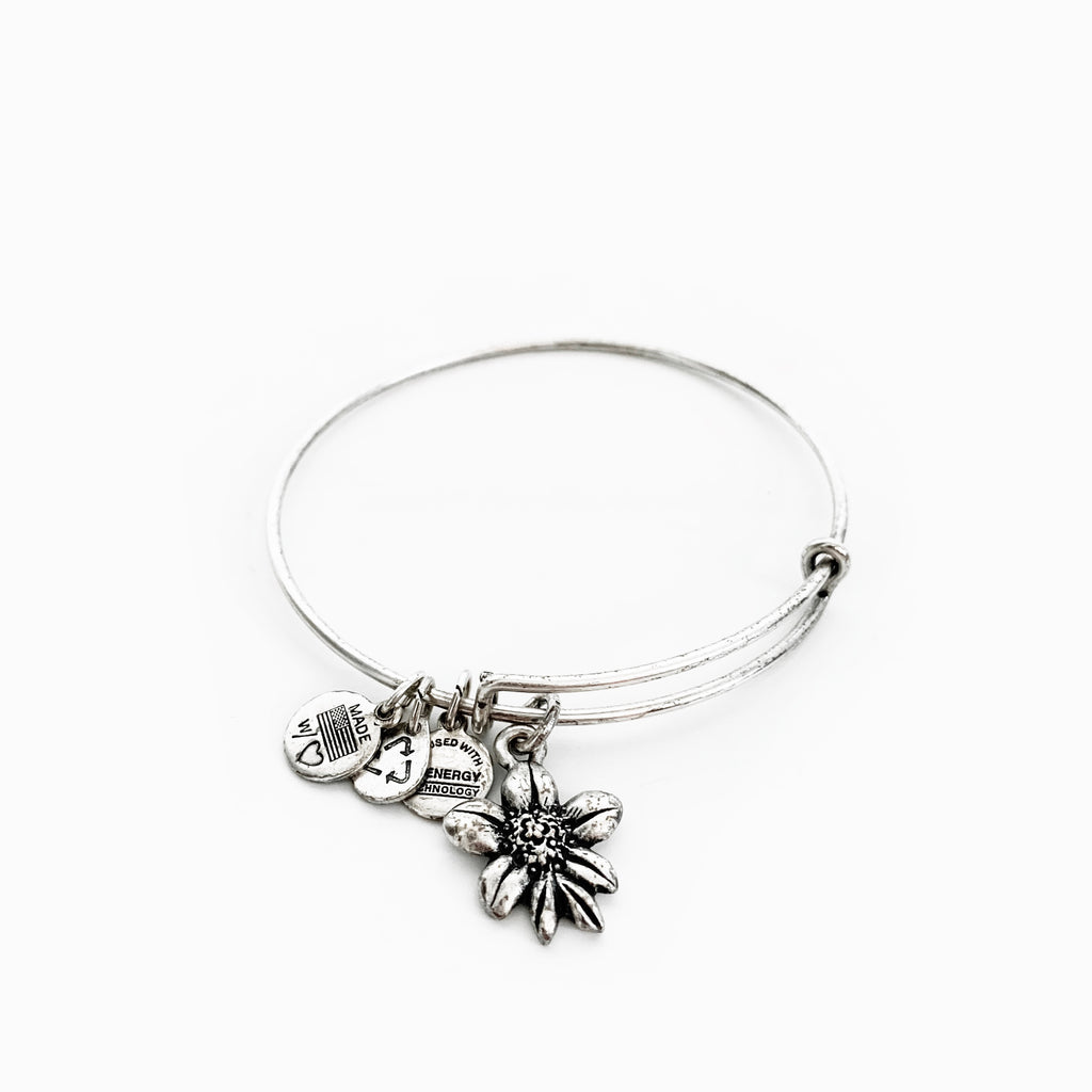 Alex and Ani Bracelet - Flower