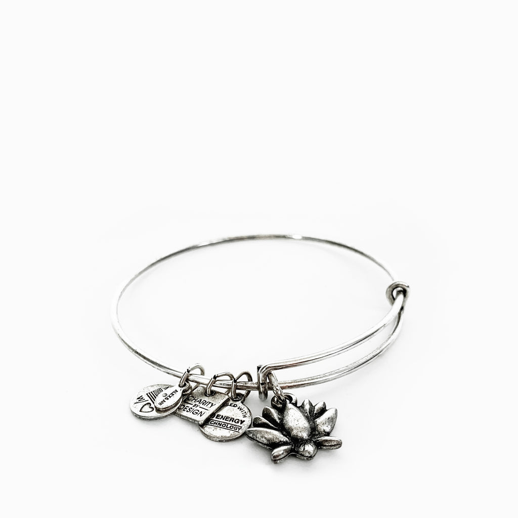 Alex and Ani Bracelet - Lotus