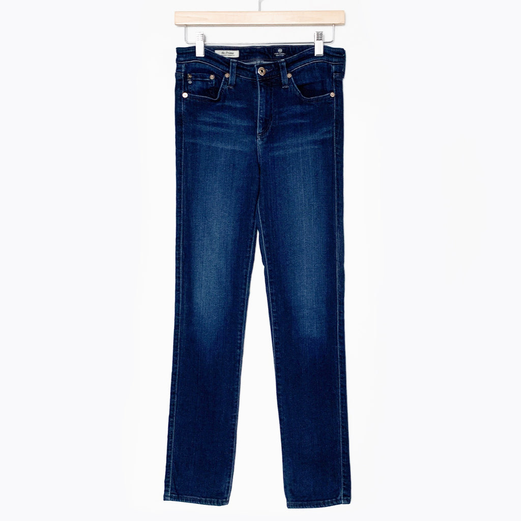 "Adriano Goldshcmied ""The Prima Mid-Rise Cigarette"" Denim - 26"