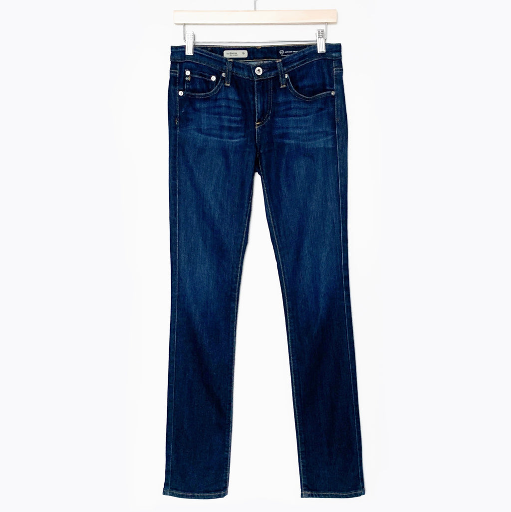"Adriano Goldschmied ""The Stevie Slim Straight"" Denim - 26"