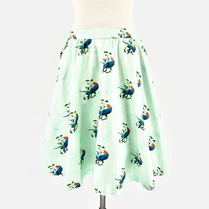 "Alice + Olivia ""Earla High Waisted"" Skirt - 8 - New!"