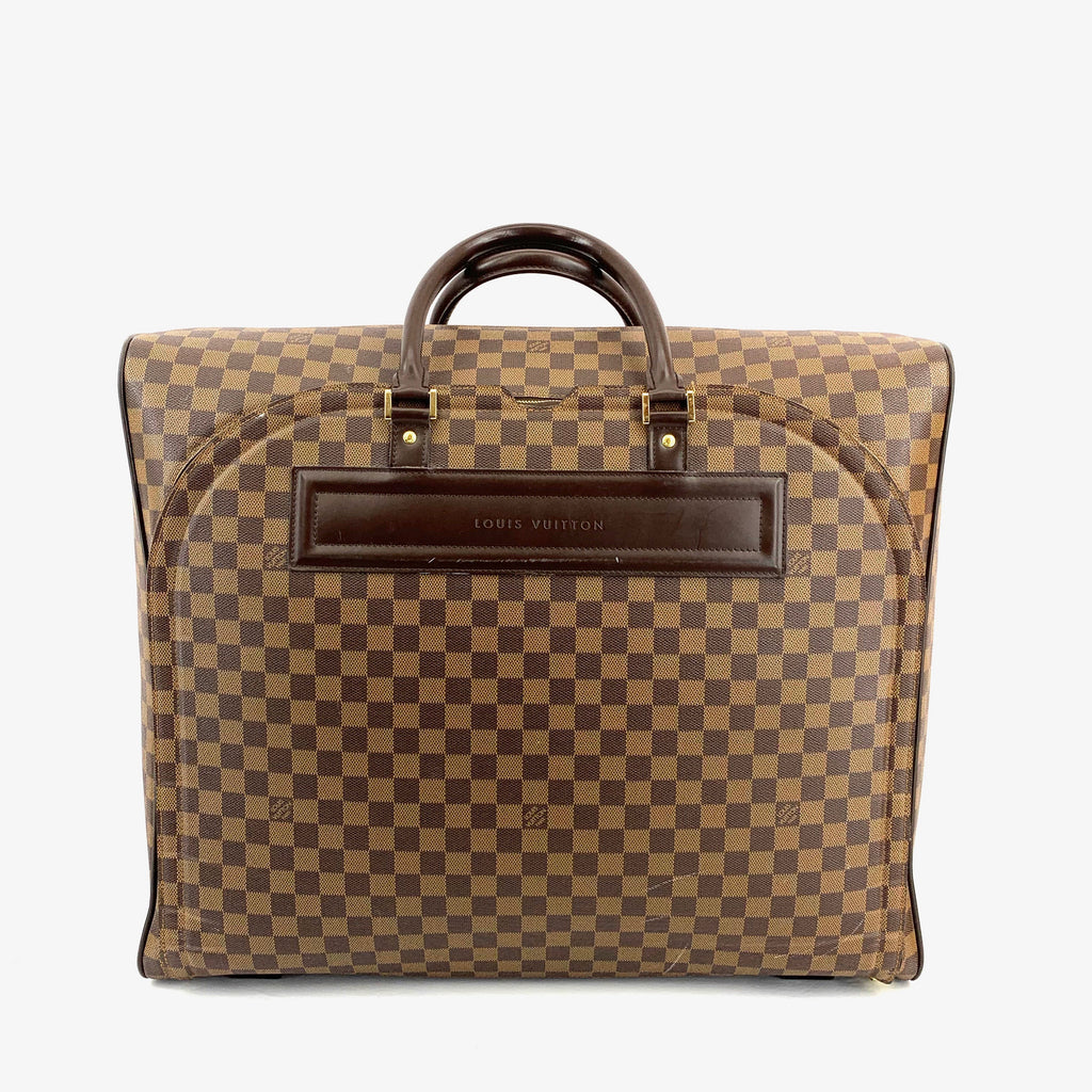 Louis Vuitton Travel Bag - Damier Ebene Nolita MM