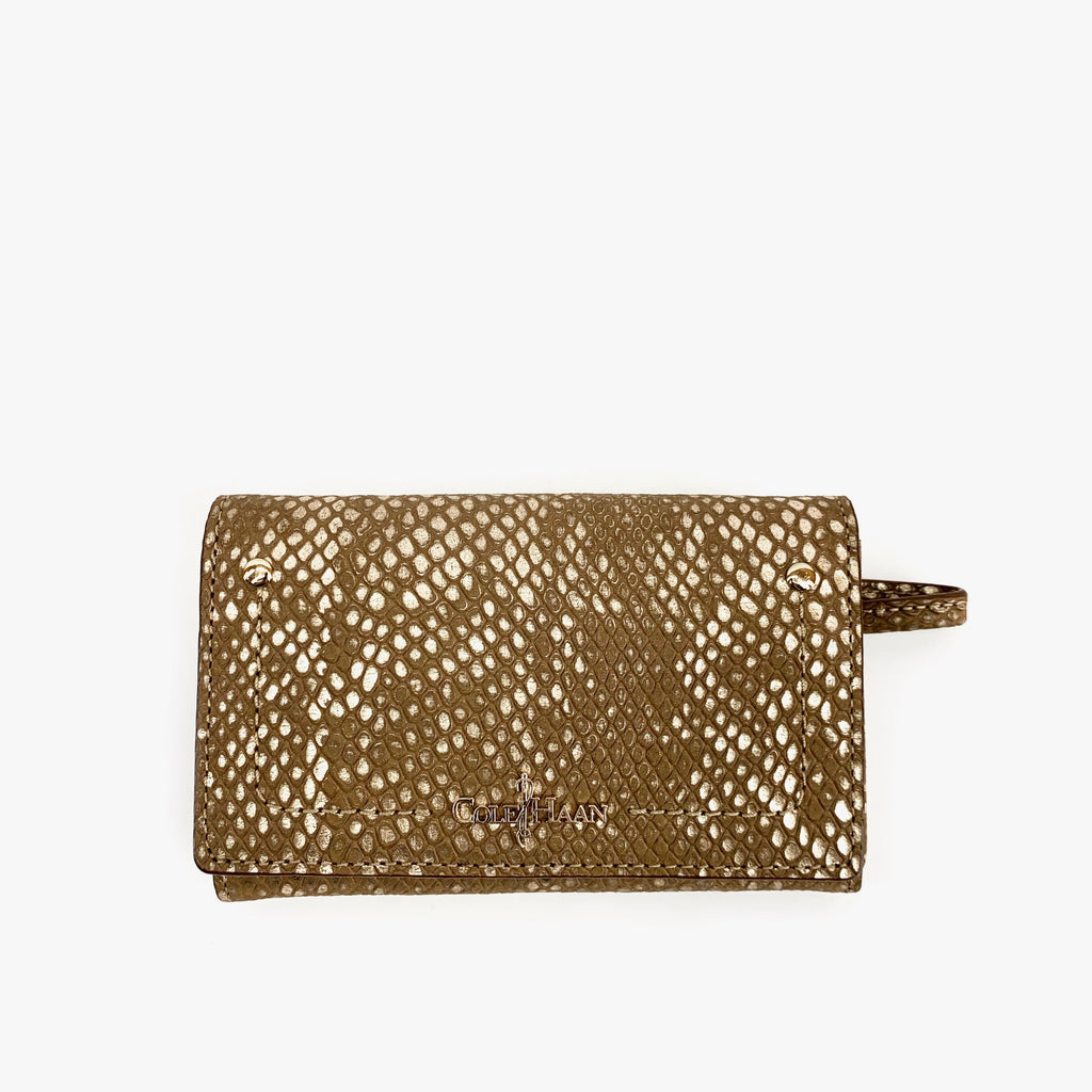 Cole Haan Wallet - Parker Exotic Tech