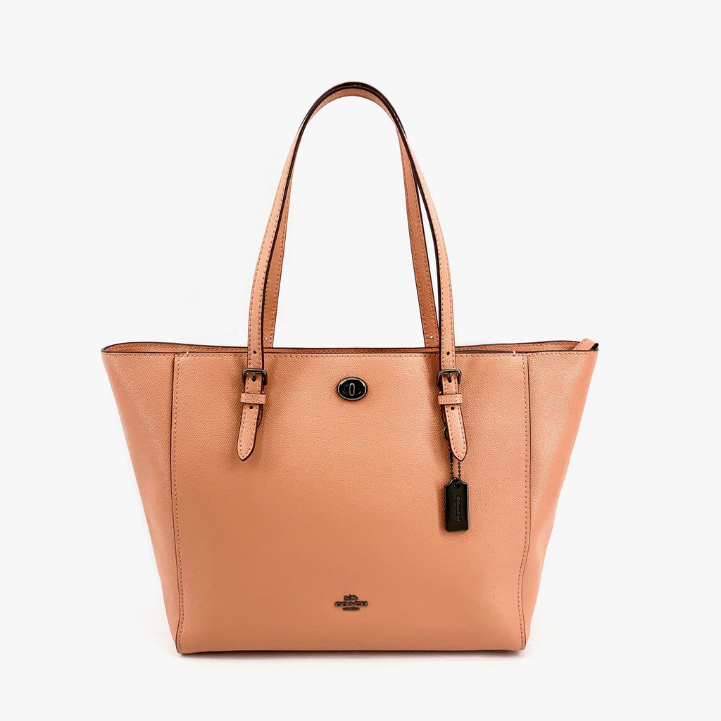 Coach Bag - Turnlock Tote