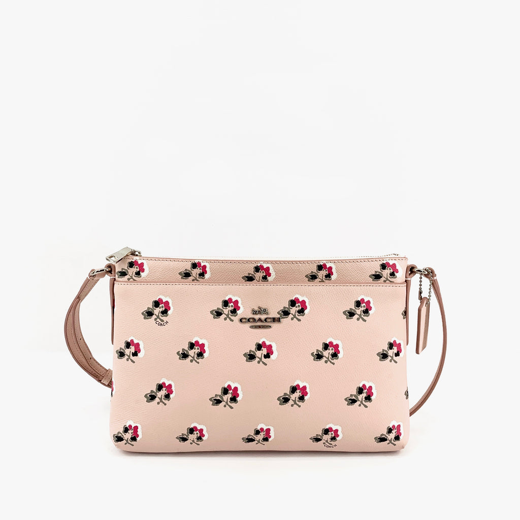 Coach Bag - Journal Floral Print Crossbody