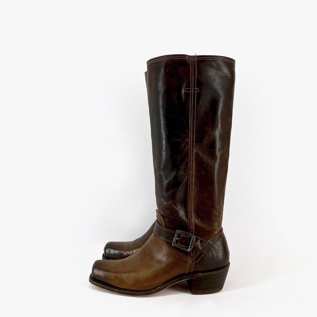 Frye Boots - Cavalry Strap - 8