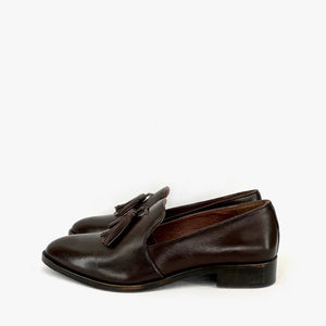 Frye Shoes - Erica Venetian Slip-On Loafer - 6.5