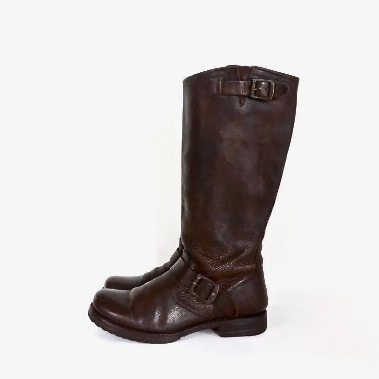 Frye Boots - Veronica Slouch Tall - 9