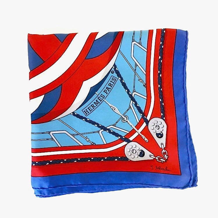 Hermès Scarf - Spinnakers