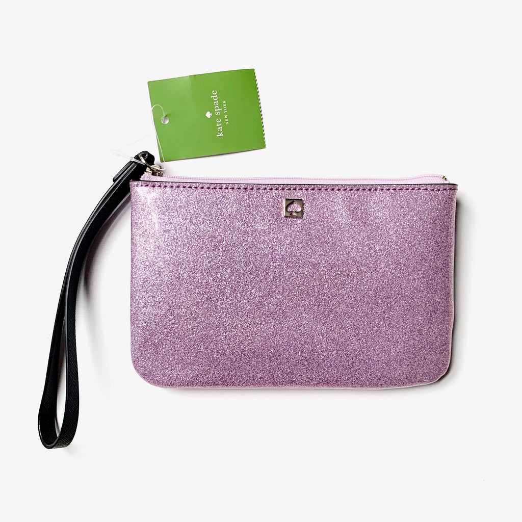 Kate Spade New York Wristlet - Mavis Street Bethan Sparkle - New!